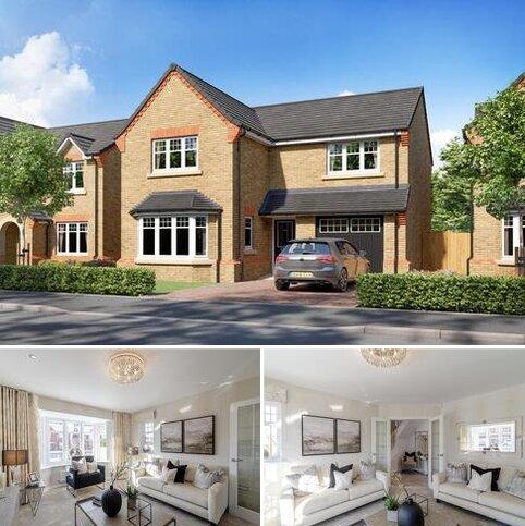 4 bedroom detached house for sale - Plot 139 - The Settle V0, Plot 139 - The Settle V0 at Hockley Croft, Leeming Lane, Boroughbridge, North Yorkshire YO51