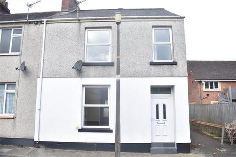 3 bedroom end of terrace house for sale - Brewery Street, Pembroke Dock, Sir Benfro, SA72