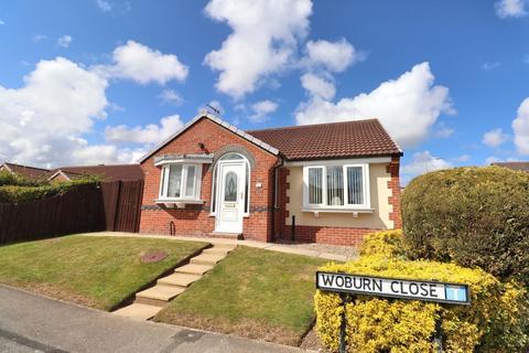 3 bedroom detached bungalow for sale - Woburn Close, Bridlington
