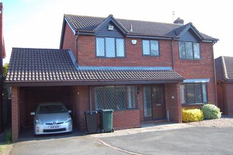 4 bedroom detached house for sale - The Glebe, Albrighton, Wolverhampton