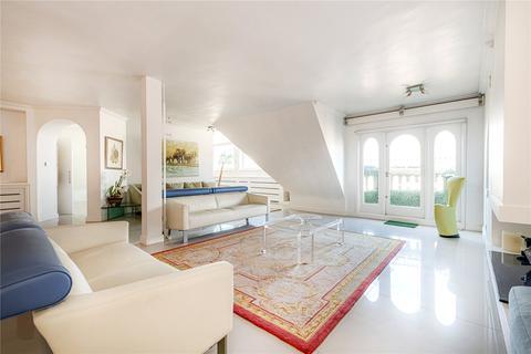 3 bedroom penthouse for sale - Bickenhall Street, London, W1U