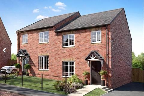 3 bedroom semi-detached house for sale - PLOT 226 BYFORD, Moseley Green, Adel