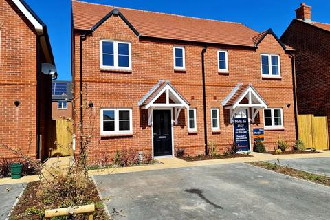 2 bedroom semi-detached house to rent - Appletons, Wantage