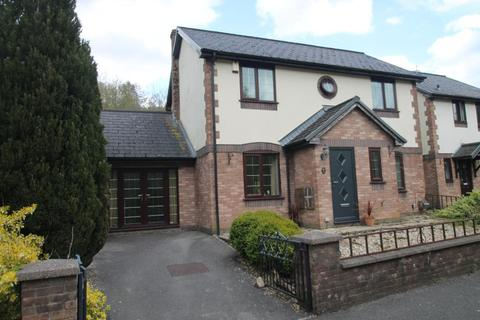 3 bedroom link detached house for sale - Coed y Garn, Waunllwyd, Ebbw Vale, Blaenau Gwent, NP23 6NF