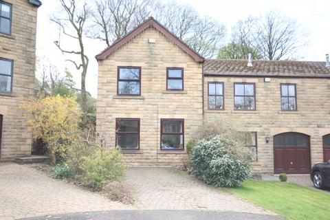 3 bedroom townhouse for sale - OAKENSHAW VIEW, Whitworth, Rossendale OL12 8SP