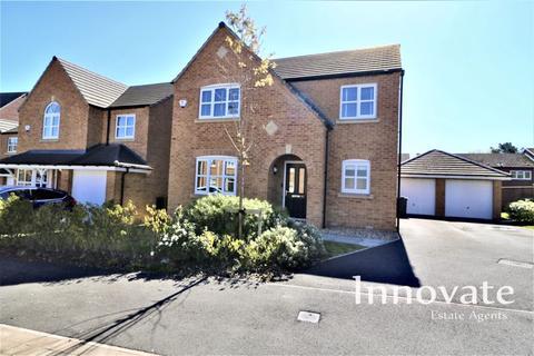 4 bedroom detached house for sale - Bhullar Way, Oldbury