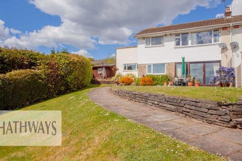4 bedroom semi-detached house for sale - Greenfield, Newport