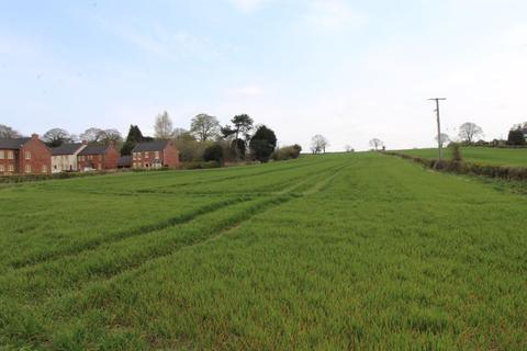 Land for sale - Lot Two – 5.53 acres (2.238 ha) Land off Blythe Bridge Road, Caverswall, Stoke on Trent
