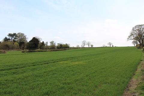 Farm land for sale - Lot One - 5.81 acres (2.349 ha) of Land off Blythe Bridge Road, Caverswall, Stoke on Trent
