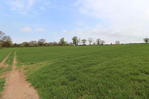 Farm land for sale - Lot Three - 5.42 acres (2.193 ha) of Land off Dilhorne Lane, Caverswall, Stoke on Trent