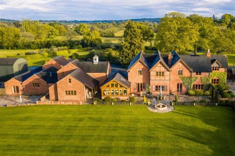 7 bedroom country house for sale - Cherry Tree Lane, Woore Crewe, Cheshire