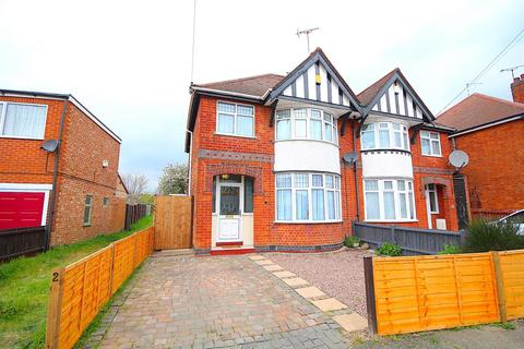 3 bedroom semi-detached house for sale - Francis Avenue, Leicester