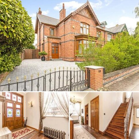 5 bedroom semi-detached house for sale - St. Stephens Road, Cheltenham, Gloucestershire, GL51