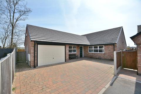 3 bedroom detached bungalow for sale - Belle Vue Gardens, Blidworth