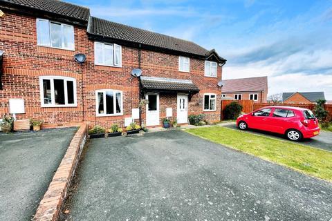 2 bedroom terraced house for sale - Hedgely Court, Buckingham Fields, Northampton, NN4