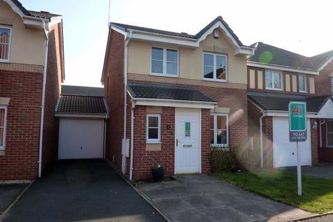 3 bedroom detached house to rent - Slater Close, Cradley Heath