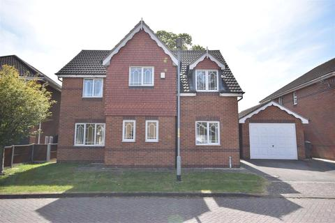 4 bedroom detached house for sale - Peterborough Way, Sleaford