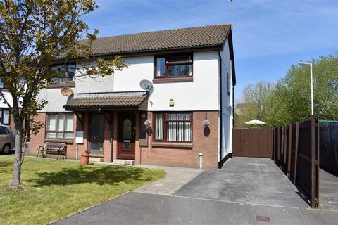 2 bedroom semi-detached house for sale - Clos Derwen, Llansamlet, Swansea