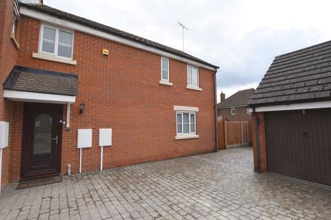 3 bedroom semi-detached house for sale - Stroud Close, Banbury, OX16