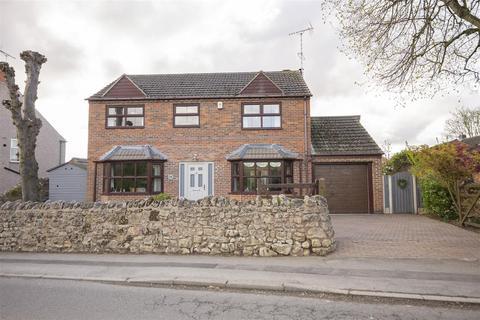 3 bedroom detached house for sale - Hazelmere Road, Creswell, Worksop