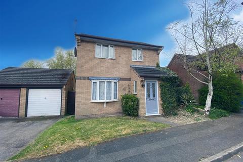 3 bedroom detached house for sale - Spindletree Drive, Oakwood, Derby