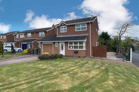 3 bedroom detached house for sale - Beechley Drive, Oakwood, Derby