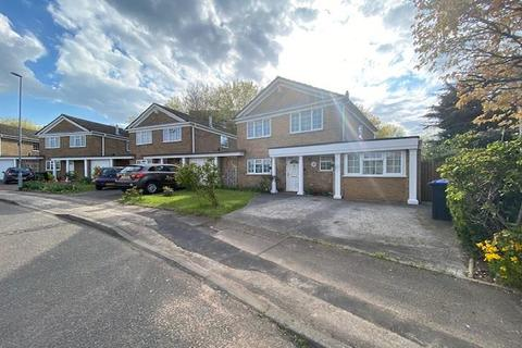4 bedroom detached house for sale - Conyngham Road, Meadowfields, Northampton, NN3