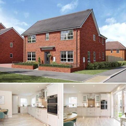 3 bedroom detached house for sale - Plot 173, Almond at Bertone Gardens, Sulgrave Street, Barton Seagrave, KETTERING NN15