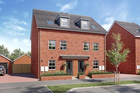 2 bedroom end of terrace house for sale - Plot 177, Newton at Bertone Gardens, Sulgrave Street, Barton Seagrave, KETTERING NN15