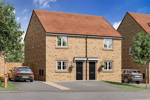 2 bedroom house for sale - Plot 24, Halstead at Capella, Scarborough, Off Westway, Scarborough YO11