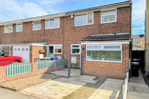 3 bedroom end of terrace house for sale - Station Road, Wombwell, Barnsley, S73 0BL