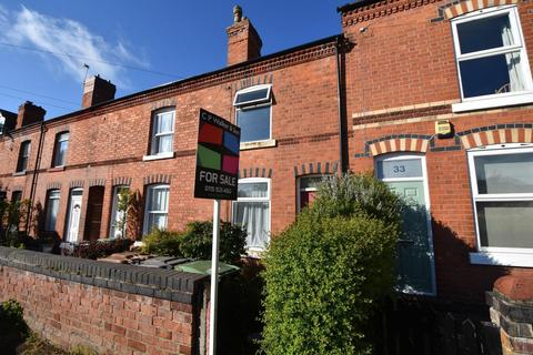 2 bedroom terraced house for sale - Derby Street, Beeston, NG9 2LG