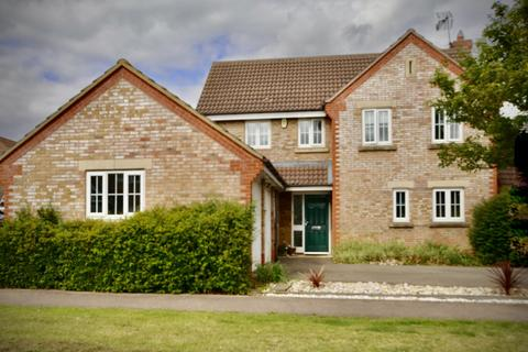 4 bedroom detached house for sale - Walkers Way, Wootton, Northampton