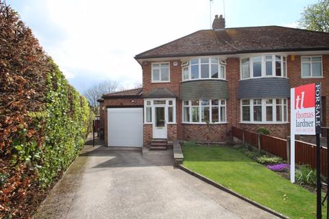 3 bedroom semi-detached house for sale - Longwood Close, Romiley