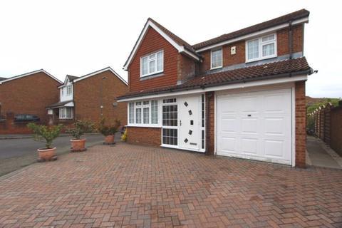 4 bedroom detached house for sale - Groveside Close, Carshalton