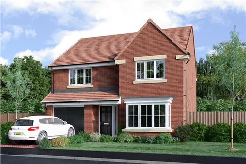 4 bedroom detached house for sale - Plot 51, The Chadwick Alternative at Miller Homes at Meadow Hill, Hexham Road, Throckley NE15
