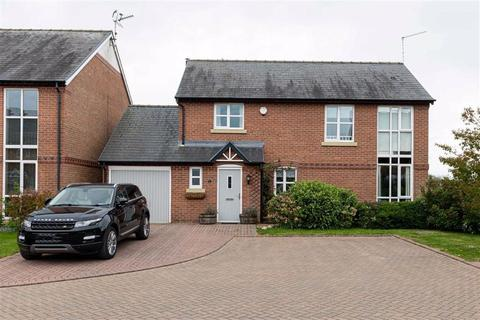 4 bedroom detached house for sale - St Clements Court, Crewe, Cheshire