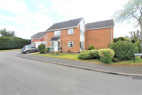 4 bedroom link detached house for sale - Prince Drive, Oadby, Leicester LE2
