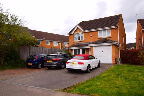 4 bedroom detached house for sale - Stradlers Close, Wootton, Northampton