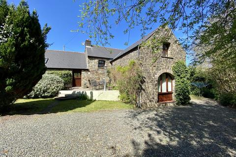 3 bedroom cottage for sale - Smugglers Cottage, Dinas Cross, Newport