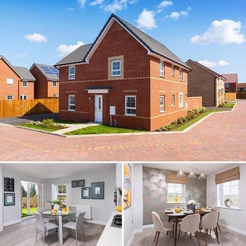 4 bedroom detached house for sale - Plot 109, Alderney at Harrier Chase, Blenheim Avenue, Brough HU15