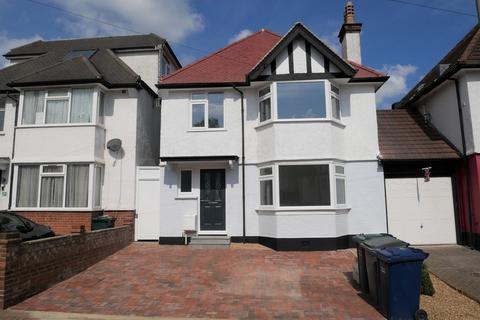 3 bedroom detached house for sale - Elm Park Gardens, Hendon, London NW4 2PJ