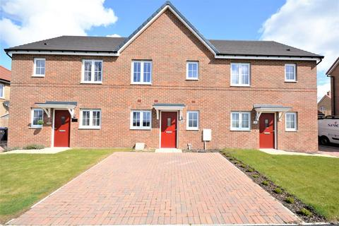 3 bedroom terraced house for sale - Nable Hill Close, Chilton, Ferryhill, DL17 0GY