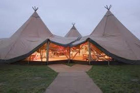 Leisure facility for sale - Marquee, Tent & Tipi Hire Business Located in Scorrier