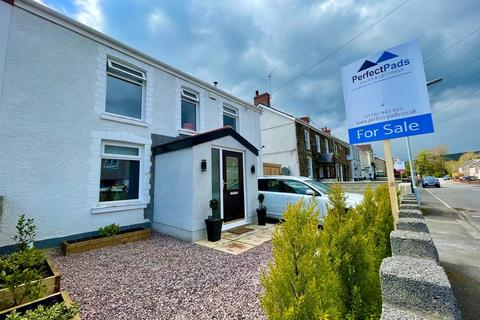 4 bedroom semi-detached house for sale - Station Road, Glais, Swansea