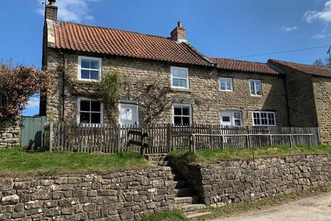 3 bedroom cottage for sale - Moorside Cottage, Hutton le Hole YO62 6UA