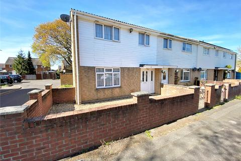3 bedroom end of terrace house for sale - Durdells Gardens, Kinson, Bournemouth, Dorset, BH11