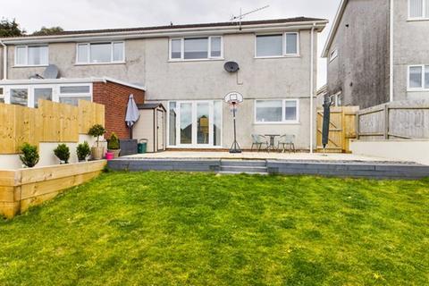 4 bedroom semi-detached house for sale - Parc y Delyn, Carmarthen