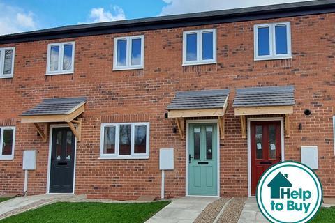 3 bedroom terraced house for sale - Waterside, Ferry Street, Stapenhill, Burton-On-Trent