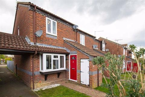 2 bedroom end of terrace house for sale - Corn Hill, Two Mile Ash, Milton Keynes, Bucks